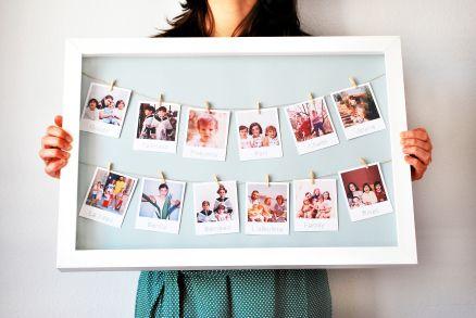 dekorálás fényképekkel