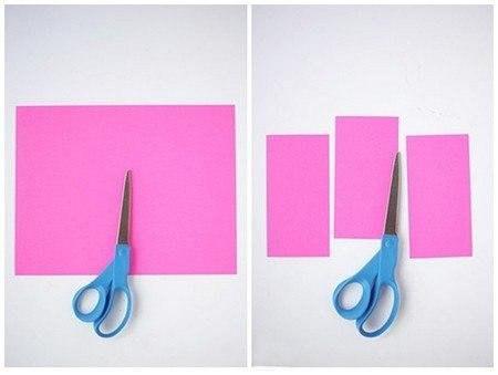 Szülinapi papírgyertya