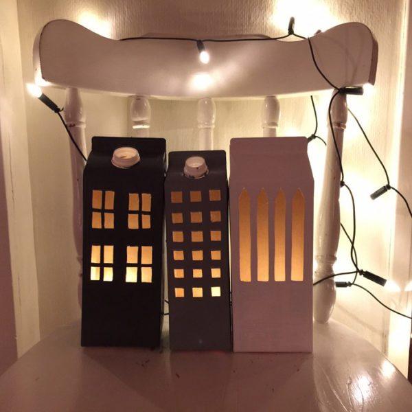 készíthetünk kreatív éjjelilámpát