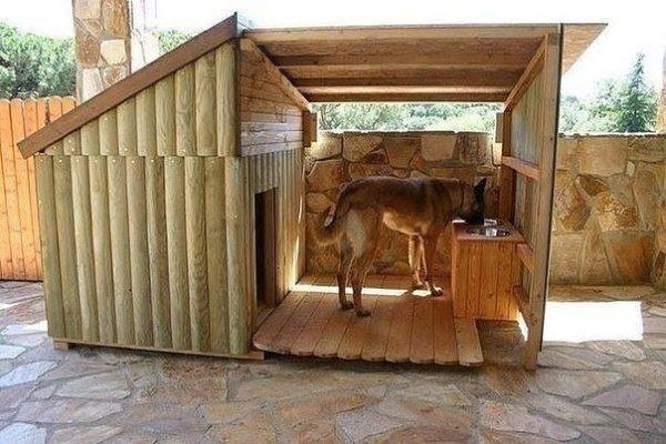 Kreatív kutyaházak 3