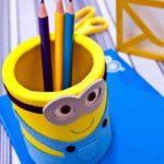 Minion tolltartó saját kezűleg