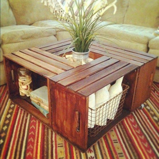 ládákból kreatív bútorok 5