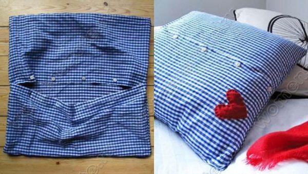 Férfi ing átalakítása