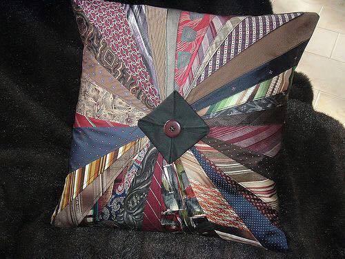 Nyakkendő újrahasznosítás