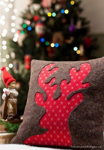 Karácsonyi párnahuzatok
