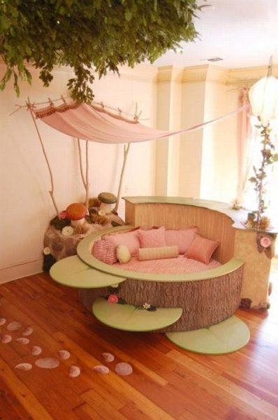 Kislányos gyerekszoba ötletek
