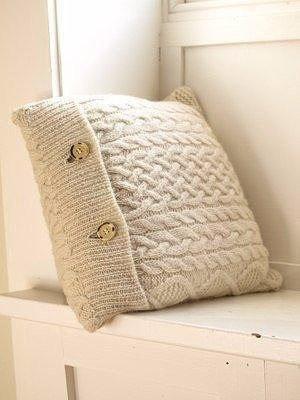 pulóverből párnahuz