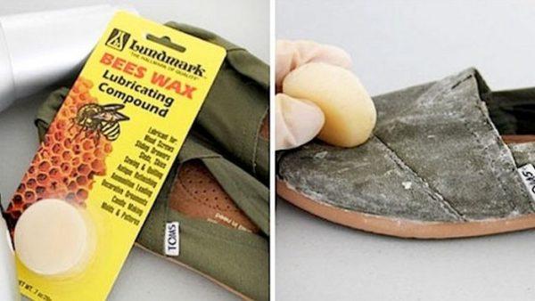 Így lesz vízálló minden cipőd
