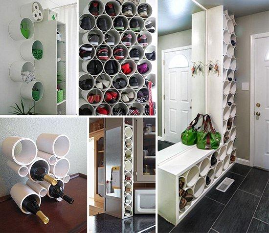 PVC-cső újrahasznosítása