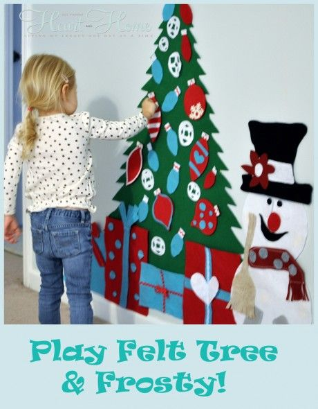 Kreatív karácsonyfa kisbabásoknak