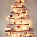 8 kreatív karácsonyfa saját kezűleg