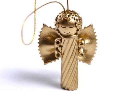 Tészta angyalka