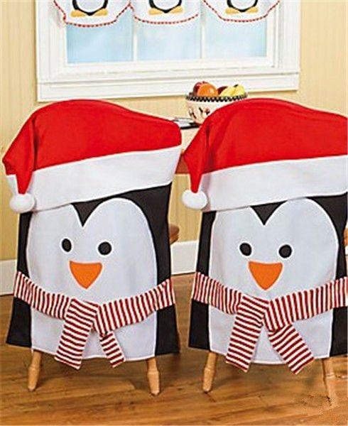 Karácsonyi szék huzat
