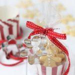 Ehető és iható ajándékok csomagolása