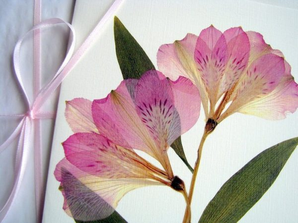Virágcsokor újrahasznosítás