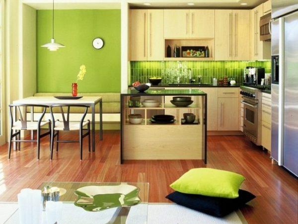 Zöld lakberendezés