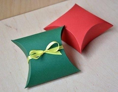 Egyszerű ajándékdoboz készítése