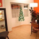 Lebegő karácsonyfa
