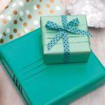 Szép ajándék csomagolás