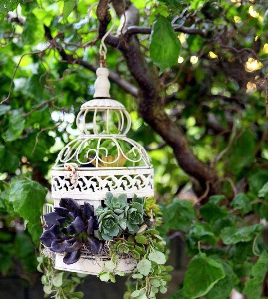 kerti dekoráció