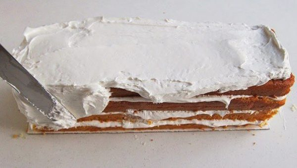 Festékes torta