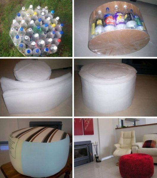 PET palack újrahasznosítása