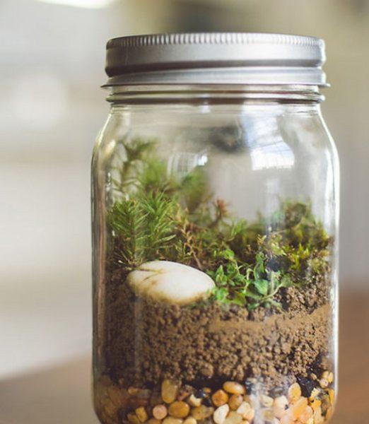 Befőttes üveg újrahasznosítása
