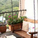 Inspirációk: Virágos erkélyek