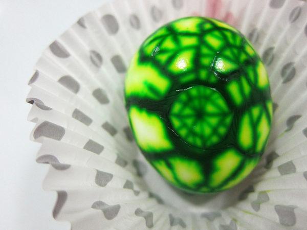 Különleges húsvéti tojásfestés
