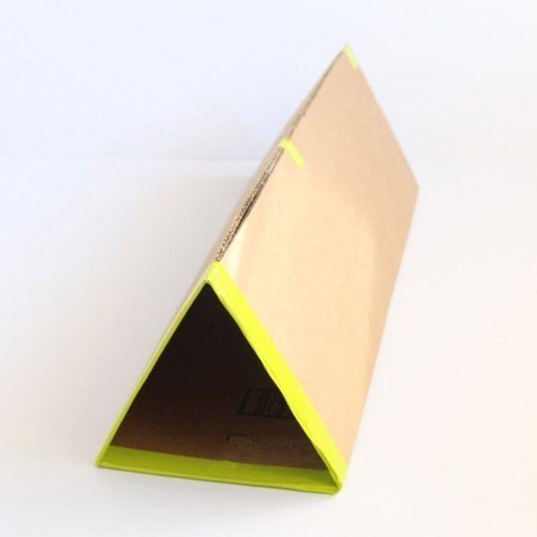 Cipőtartó kartonpapírból