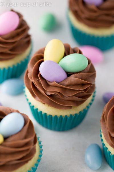 Húsvéti torta díszítés