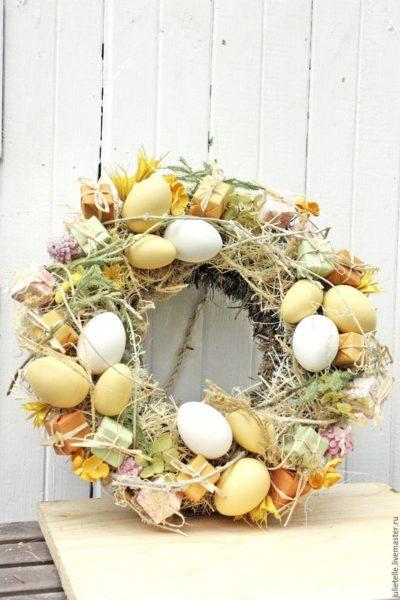 Húsvéti ajtódísz