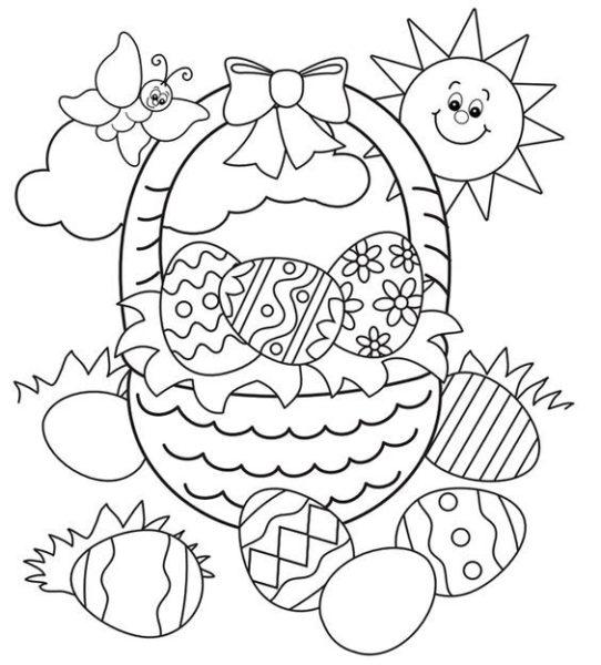 húsvéti kifestők