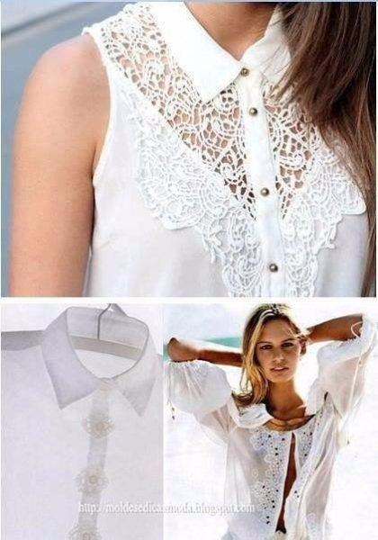 ruha átalakítás ötlet