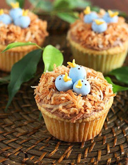 Húsvéti muffin