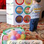 Ügyességi fejlesztő játékok házilag