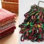 Kreatív újrahasznosítás: 5 szuper ötlet régi ágynemű újrahasznosítására