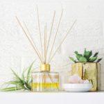 Természetes illatosító: nádpálcás diffúzor készítése házilag