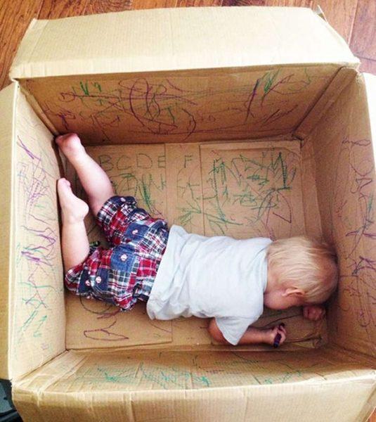 szuper ötlet kisgyerekes szülőknek