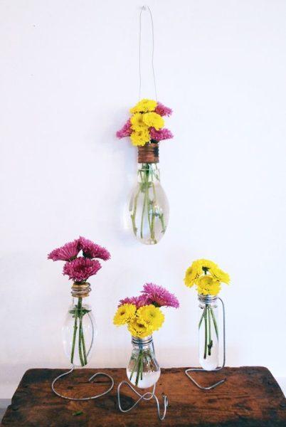 villanykörte virágokkal