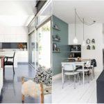 Étkező és nappali egybe: ötletek és példák