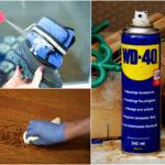 20 ötlet, mire jó a WD-40 spray