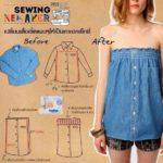 10 ruha átalakítás ötlet