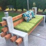 Maradék betonblokk kreatív újrahasznosítása