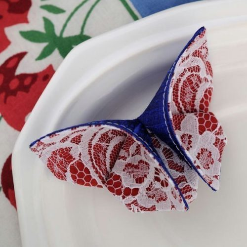 Textil pillangó
