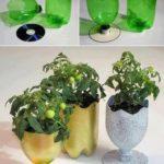 Kreatív újrahasznosítás: egyszerű ötletek PET palackból